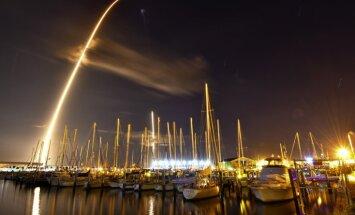 Американский секретный спутник не вышел на орбиту и разбился
