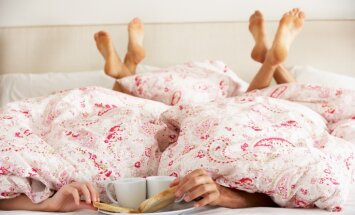 Fenšui zelta likumi harmoniskai un seksualitāti veicinošai enerģijai guļamistabā