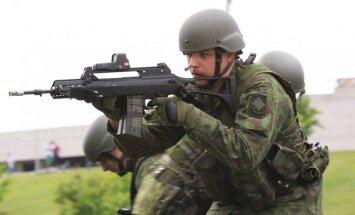 В Литве вернули обязательный призыв в армию