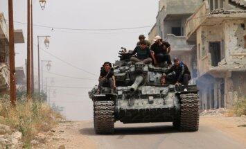 ANO DP bloķēts Krievijas pieprasījums atzīt Sīrijas nemierniekus par teroristiem