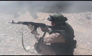 Video: Krievija un Tadžikistāna kopīgi mācās karot