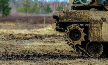 В понедельник в Латвии начнутся учения 3500 солдат НАТО
