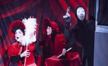 Liepājas teātris ar diviem iestudējumiem viesosies Rīgā