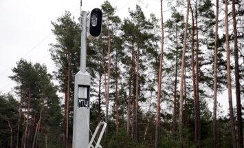 Jelgavas nomalē uzstādīts fotoradars