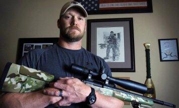 Teksasā nošauts 'nāvējošākais' snaiperis ASV vēsturē