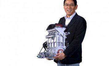 'Nissan' izstrādājis trīscilindru motoru ar 400 ZS