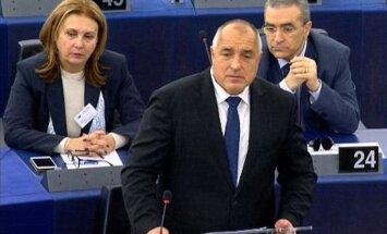 Bulgārijas premjers izziņo ES Padomes prezidentūras prioritātes