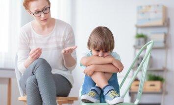Как наказывать ребенка, не разрушая его личность и психику