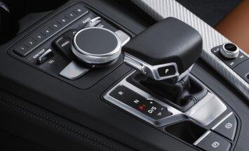 'Audi' amerikāņiem vairs nepiedāvās manuālo pārnesumkārbu