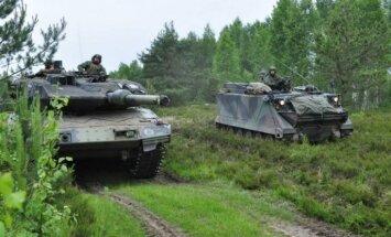 Ziņojums: Krievijas militārā aktivitāte var novest pie katastrofālām sekām Eiropā