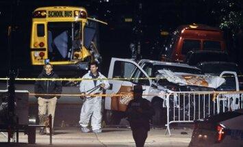 Ņujorkas teroraktā nogalināti pieci draugi