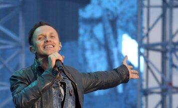 Prāta vētra открыла тур грандиозным концертом в Елгаве