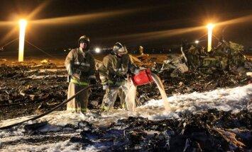 'Boeing' avārija Kazaņas lidostā notika pilota kļūdas dēļ, secina izmeklētāji