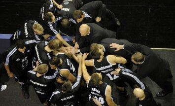 Skaidrība par 'VEF Rīga' nākamās sezonas turnīriem būs maijā