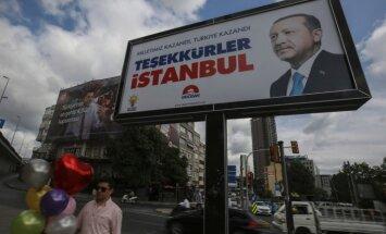 Vēlēšanās Turcijā kandidātiem nebija vienlīdzīgu iespēju sacensties, pauž starptautiskie novērotāji