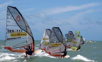 Preiss pakāpies uz 19.vietu Liepājā notiekošajā pasaules čempionātā vindsērfingā