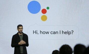 Septiņgadīga meitene piesakās darbā 'Google' un tiek uzklausīta
