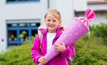 Kā pirmo skolas dienu atzīmē citviet pasaulē