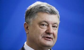 Porošenko atsauks Ukrainas dalību no vairākiem NVS līgumiem