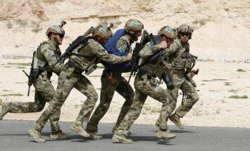 Čečenijā gatavo divus bataljonus nosūtīšanai uz Sīriju, ziņo laikraksts