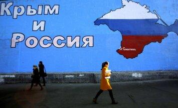 Krimas aneksija Krievijai izmaks�