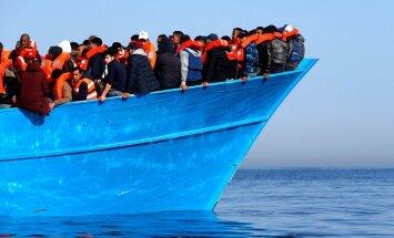 Nelegālās imigrācijas apjoms no Ziemeļāfrikas pieaug