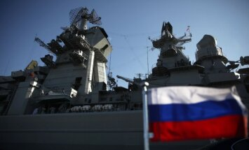 ВМФ России стягивает корабли к берегам Сирии