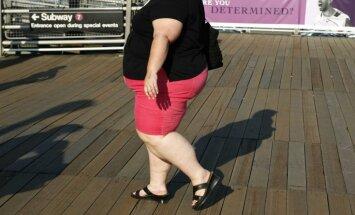 """""""Eurostat"""": в Латвии второй самый большой в ЕС процент страдающих ожирением"""
