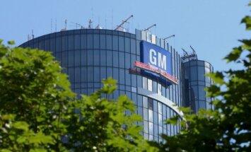 Arī 'General Motors' pārtrauc tirdzniecību Krievijā