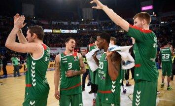Dāvis Bertāns ar 12 punktiem palīdz 'Laboral Kutxa' sagraut Strēlnieka 'Brose Baskets'