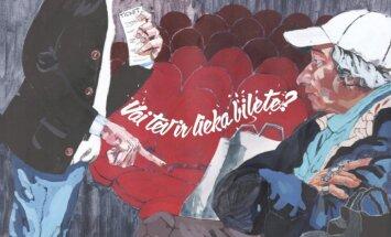Gēteborgā pirmizrādi piedzīvos Matīsa Kažas dokumentālā filma 'Vienu biļeti, lūdzu!'