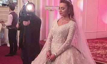 Tā precas krievu bagātnieki: miljardiera dēla kāzas Maskavā