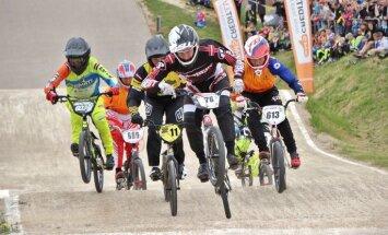 Valmierā noslēgsies 'SMScredit.lv' BMX čempionāta piektā sezona