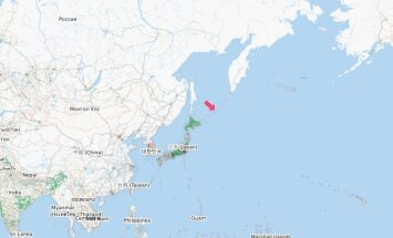 Опрос: около 60% японцев выступают за то, чтобы получить лишь часть южных Курил