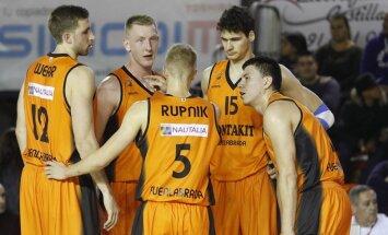 Šmits sekmē 'Montakit' uzvaru Spānijas čempionāta spēlē pret Timmas 'Baskonia'