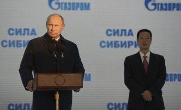 Jaunās sankcijas pret Krieviju ieviesīs pirmdien; ES vērsīsies arī pret 'Gazprom'