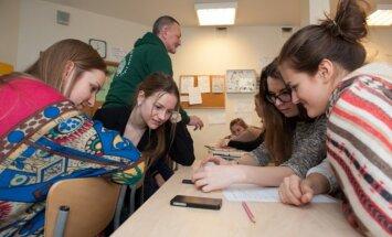 Voldemārs Spuņģis jauniešus iedvesmo eksperimentiem
