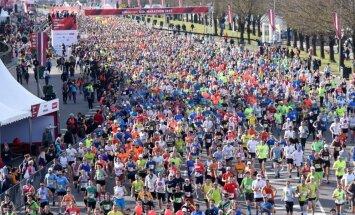 Рижский марафон: в столице существенно ограничат движение (КАРТА)