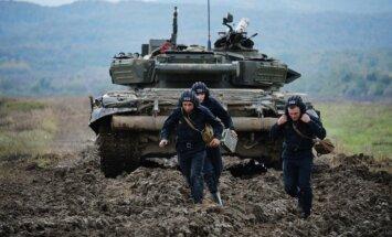 Izdevums: Krievija plāno uz Baltkrieviju pārsviest vairākas divīzijas