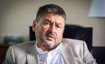 Осиновский хочет, чтобы дело о взятке Магониса рассматривал эстонский суд