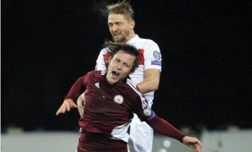 Aģents: 'Metz' komanda bija ātrāka par 'Ajax' Ikaunieka piesaistē