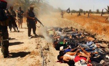 'Islāma valsts' kaujinieku skaits ir trīs reizes lielāks par iepriekšējām aplēsēm, secina CIP