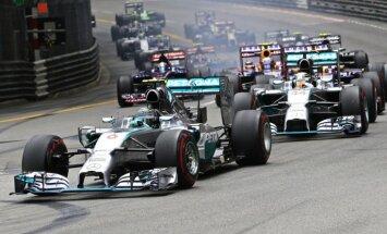 'Mercedes' piedraud pamest F-1, ja atgriezīsies pie V8 dzinējiem