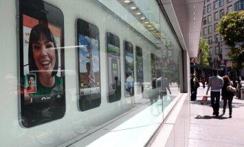 'Apple' iesūdz tiesā Krievijas uzņēmumus par autortiesību pārkāpumiem
