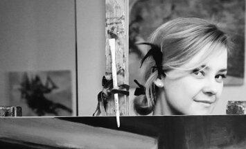 Māksliniece Alise Mediņa: ļoti labi, ja dzirdi knikšķi un iegulsti starp pārējiem puzles gabaliņiem