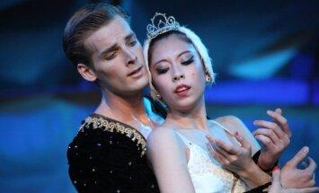 Sākas festivāls 'Baleta zvaigznes Jūrmalā'