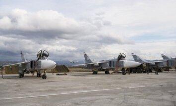 Совфед одобрил бессрочное размещение российских ВКС в Сирии