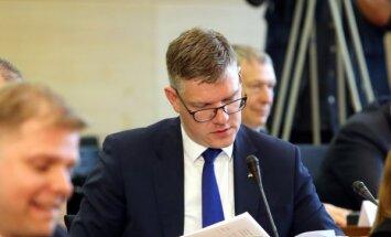 'Vienotība' par ekonomikas ministru lems pēc divām nedēļām; Ķirsis ticies ar premjeru