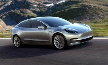 СМИ заявили о замалчивании Tesla проблем с производством Model 3