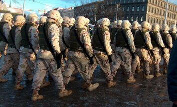 Obligātā militārā dienesta atjaunošana Latvijā nav plānota, apliecina amatpersonas